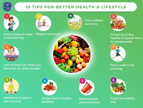 How to get good health - Quora