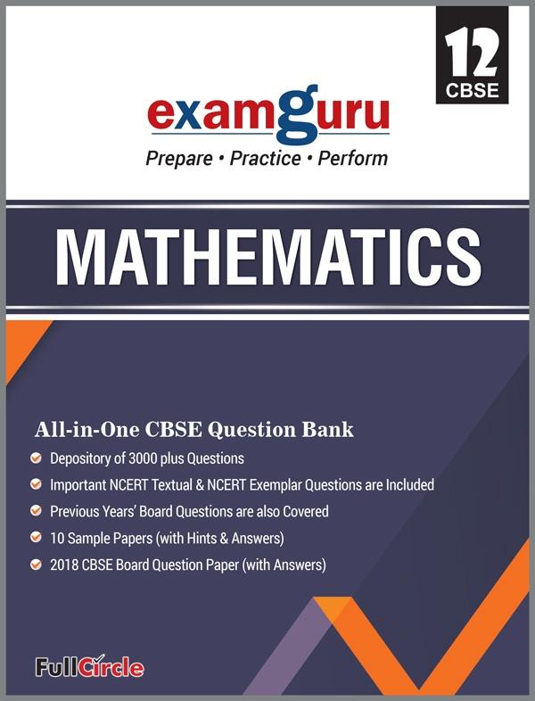 12th Matriculation Maths Solution Book