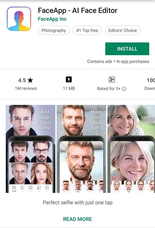 Is FaceApp free? - Quora