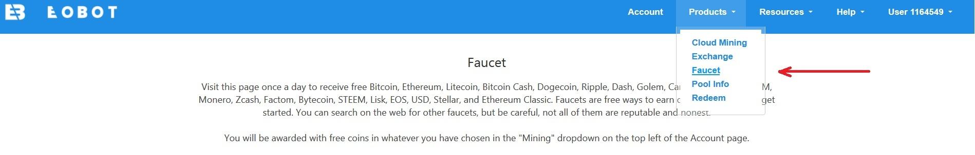 How to start Eobot Bitcoin Cloud Mining - Quora