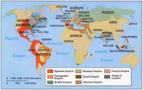 How were World War I and World War II truly world wars? - Quora