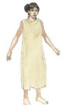 what did poor ancient roman women wear quora