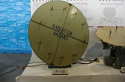 Why Su-57 uses L-band radar only for FF identification