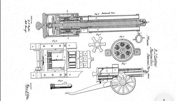 Why didn't the 352nd division use gatling guns instead of ... on