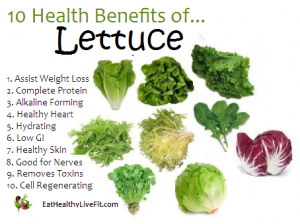 What Are The Health Benefits Of Lettuce Quora