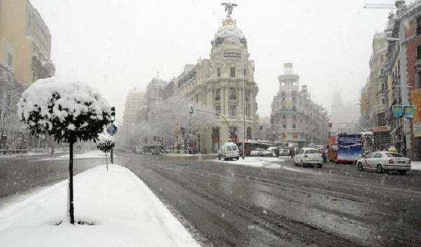 When Does It Snow In Madrid Quora