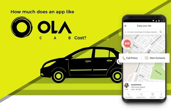 How to create an app like Ola - Quora