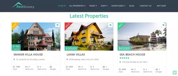 Which is the best free Wordpress theme for a real estate website ...