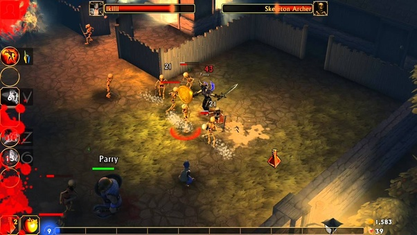 What are offline action RPG games for Android? - Quora