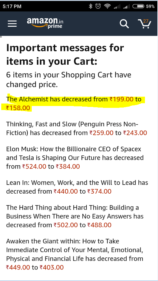 How is amazon india cheating its customers quora so i booked it fandeluxe Gallery