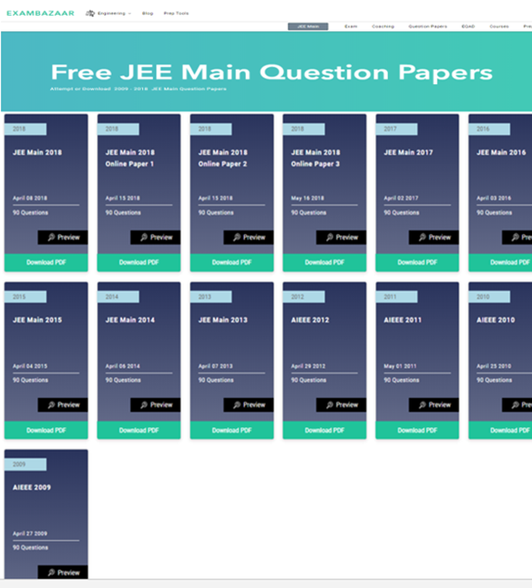 Aieee 2010 Question Paper With Solution Pdf