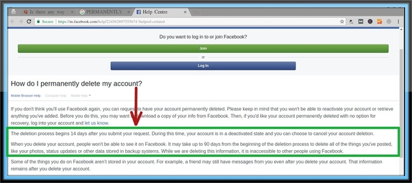 Is there any way to restore the facebook account once it is deleted so if you have deleted your account and it is more than 90 days so there is no single chance to get it back but you can try to get it back by the facebook ccuart Choice Image