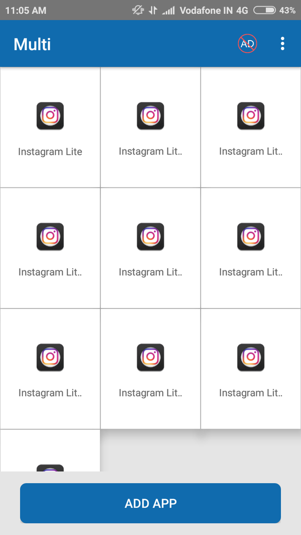 Is there a way to manage more than 5 Instagram accounts on