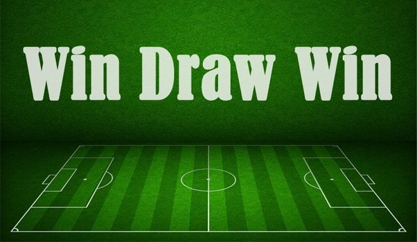 Sports bet win draw win binary options daily tips for teens