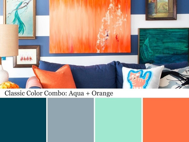 What Is The Best Colour Combination For Office Interior