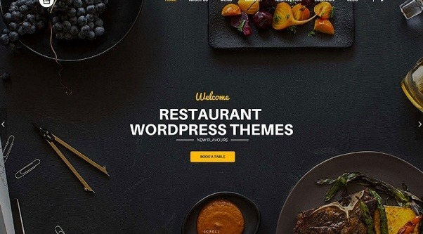 What is the best free or premium wordpress theme to built a food recipes wordpress theme free downloadod recipes wordpress theme free downloadee wordpress restaurant theme responsive forumfinder Image collections