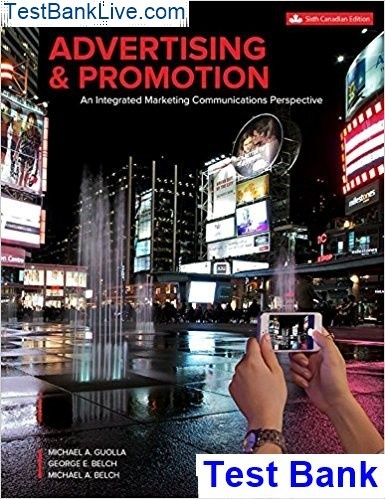 Integrated Advertising Promotion And Marketing Communications 5th Edition Pdf