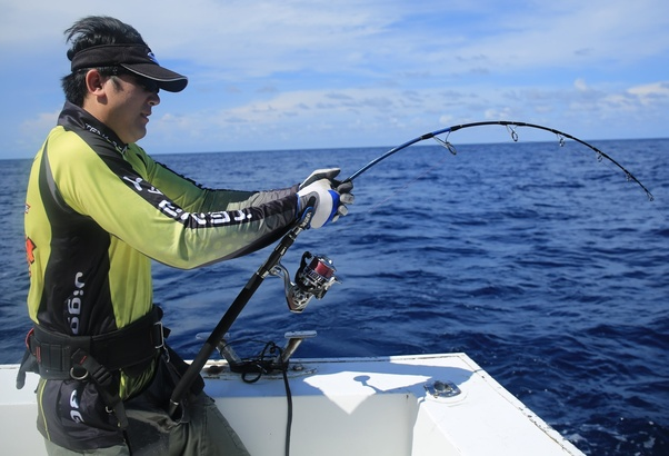 What is the best spinning rod and reel for salt water