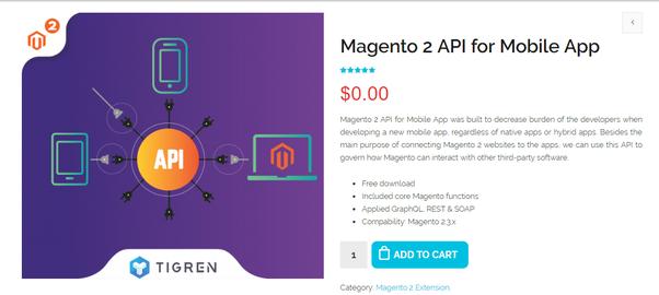 How to develop a mobile app with Magento 2 API - Quora
