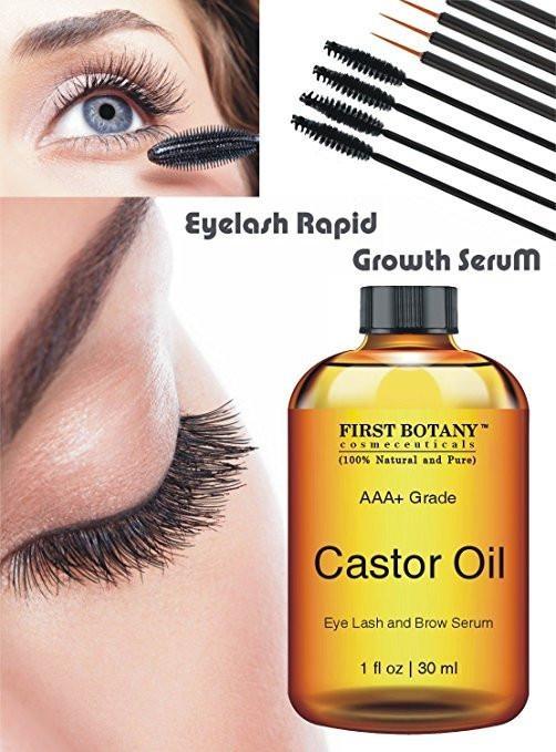 Castor oil eyelashes asian dating