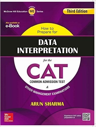 What are the section wise best books to prepare for cat quora data interpretation for the cat by arun sharma fandeluxe Image collections