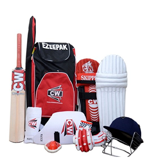 eb066ea55 This set Comes with a Kashmir Willow Bat (Size 3)