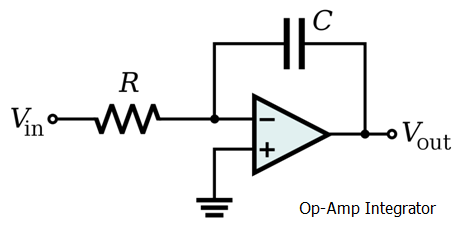 What is an op-amp integrator circuit? - Quora