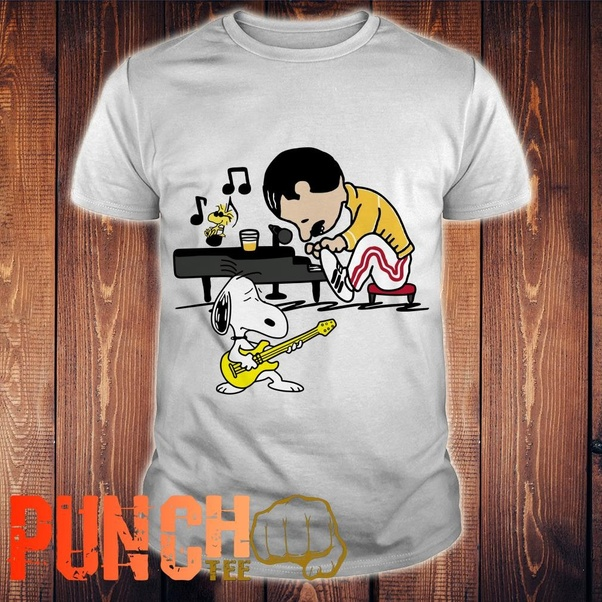 Born Cool Baby Freddie Mercury Toddler Shirt