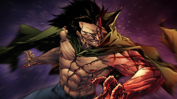 Who's the most badass character in One Piece? - Quora