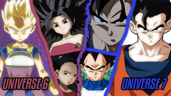 I Do Not Think There Would Be Any Saiyans Outside Universe 6 And 7 Since These Two Universes Are Twin Whatever Kind Of Life Form Either