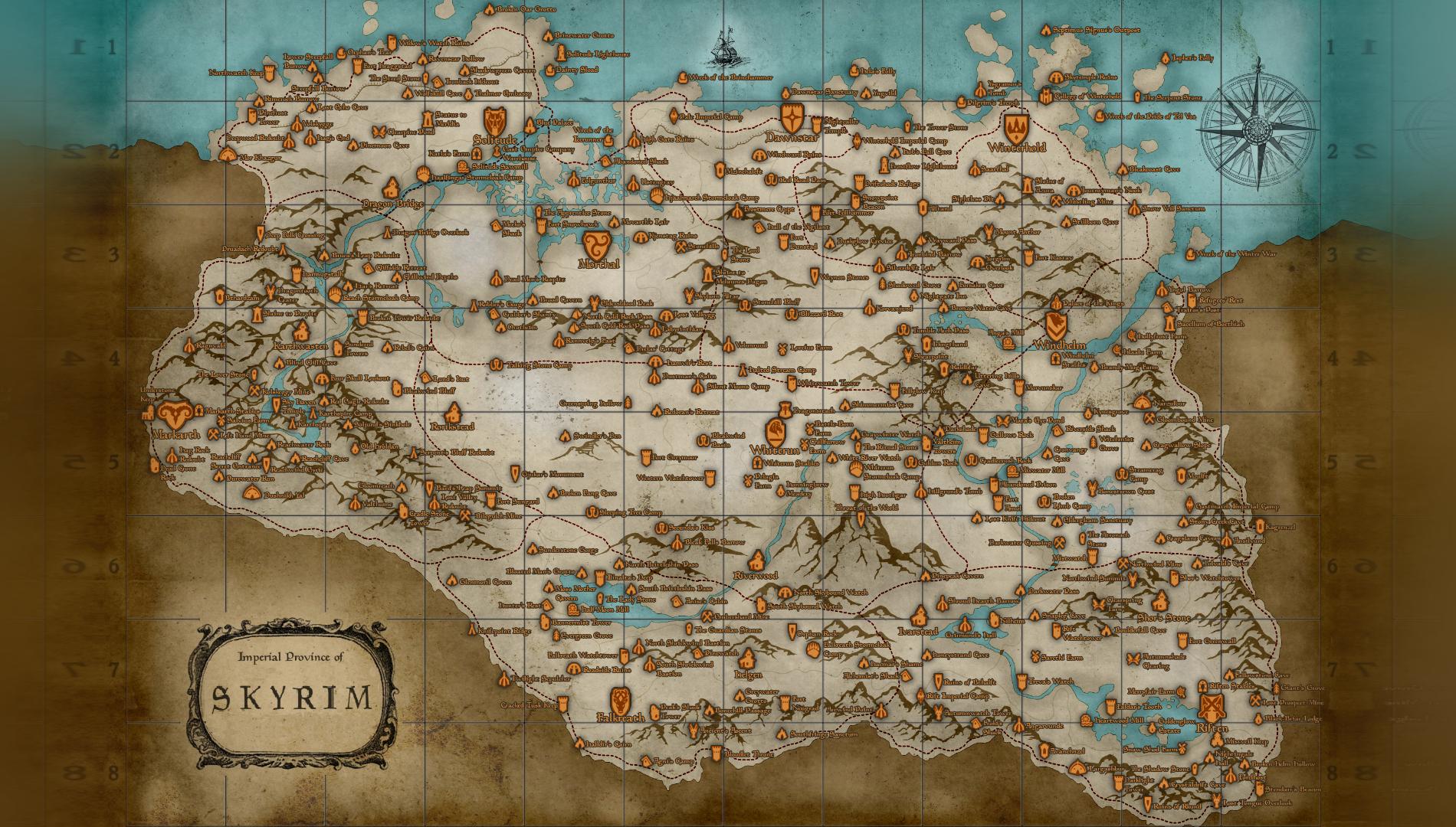 Is The Elder Scrolls V Skyrim The Biggest Open World Game Ever Quora