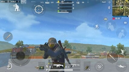 What are the minimum requirements in a smartphone to play PUBG Lite