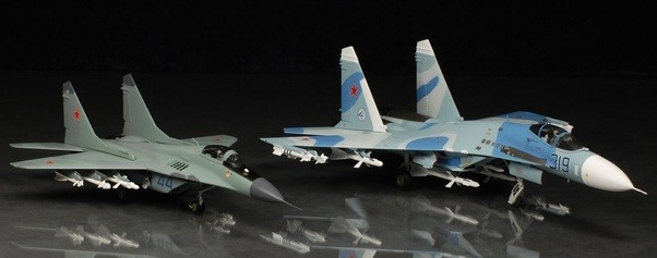 Why do Soviet-era jets have excellent maneuverability, but ...
