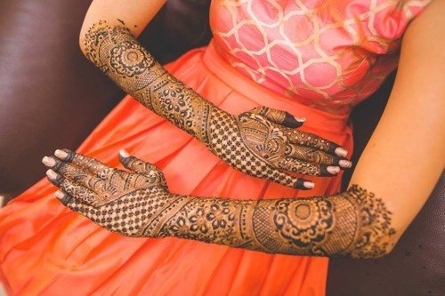 Mehndi Ceremony Wiki : Who are the best mehendi artists in mumbai? quora