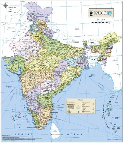 Why is sri lanka represented on the indian map quora display the entire map sri lanka falls in the picture naturally just like nepal bhutan and bangaldesh does and we have accomodated it in the scaled gumiabroncs Images