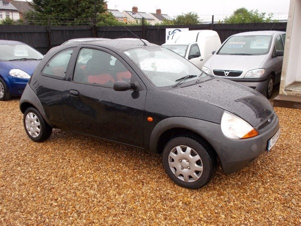Nice Little Ford Ka For  Should Be Cheapish To Insure Particularly With A Curfew Box And Cheapish To Run A Set Of New Tyres Would Cost More Than