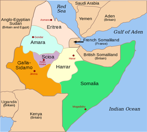 Why was Ethiopia never colonized? - Quora