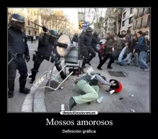 Mossos online dating
