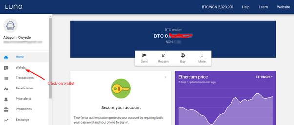 bitcoin mining page