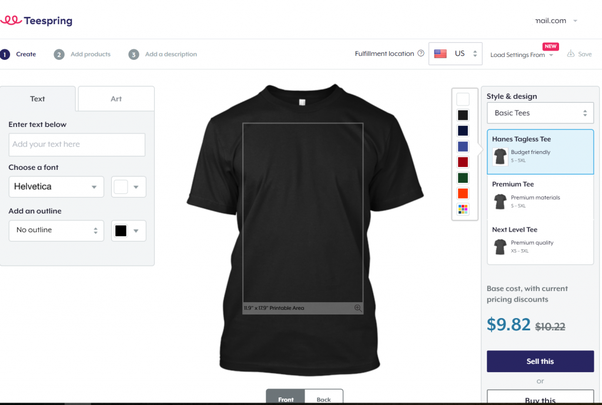48e888101 Is anyone making money with Teespring? - Quora