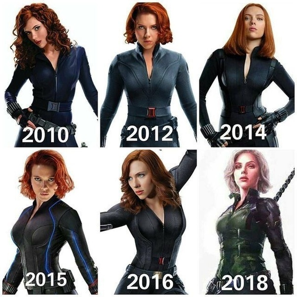 Is There Any Way To Make A Good Black Widow Cosplay Without