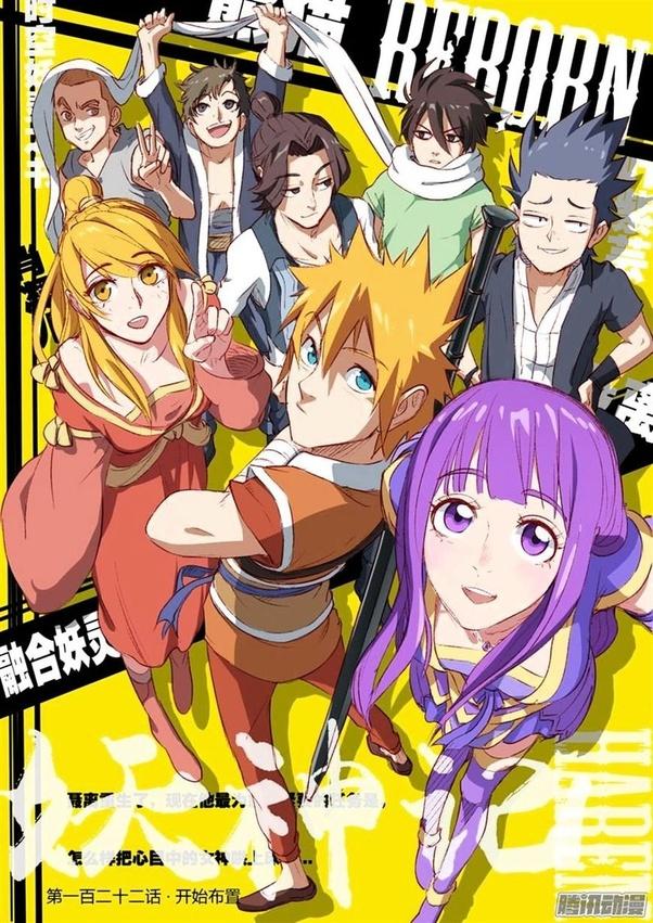 What are some good Isekai manga? - Quora