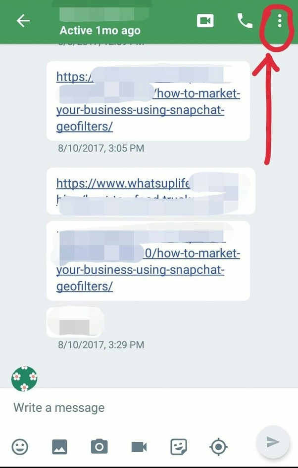 I chat with a person in hangouts, how do I know her email id