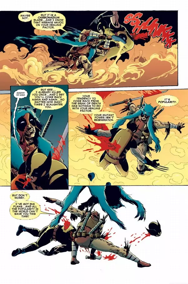 Deadpool Kills The Marvel Universe Iron Man How did Deadpool kill ...
