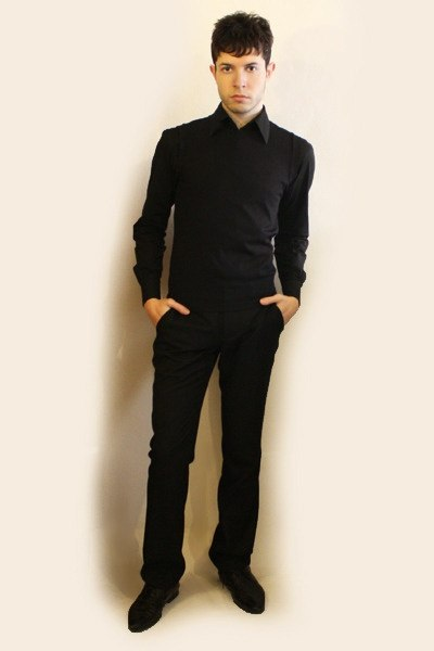 In General Black Shoes Go With Everything Grey Blue And Beige Avoid Wearing Them Dark Brown Trousers Not A Very Pleasant Combination