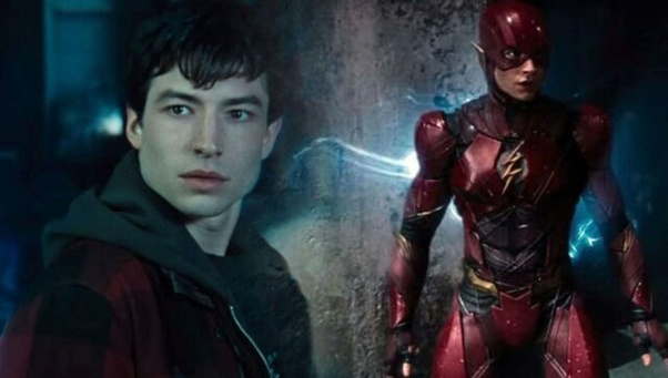Why is there a different actor for The Flash in Justice League ...