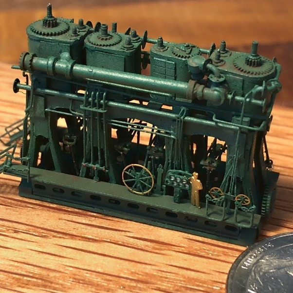How to build a steam engine from scratch? What are all the