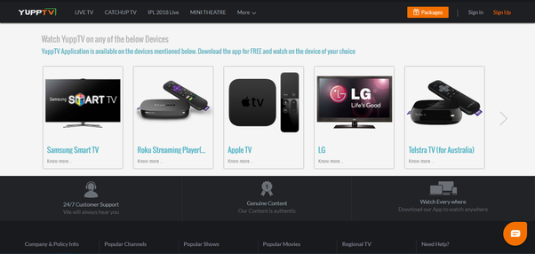 Do I need to own a smart TV to subscribe for yupptv com? - Quora