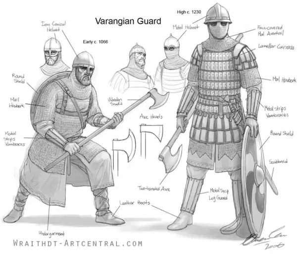 What Did Viking Warriors Wear How Did They Make Their Armor Quora - Russian vikings