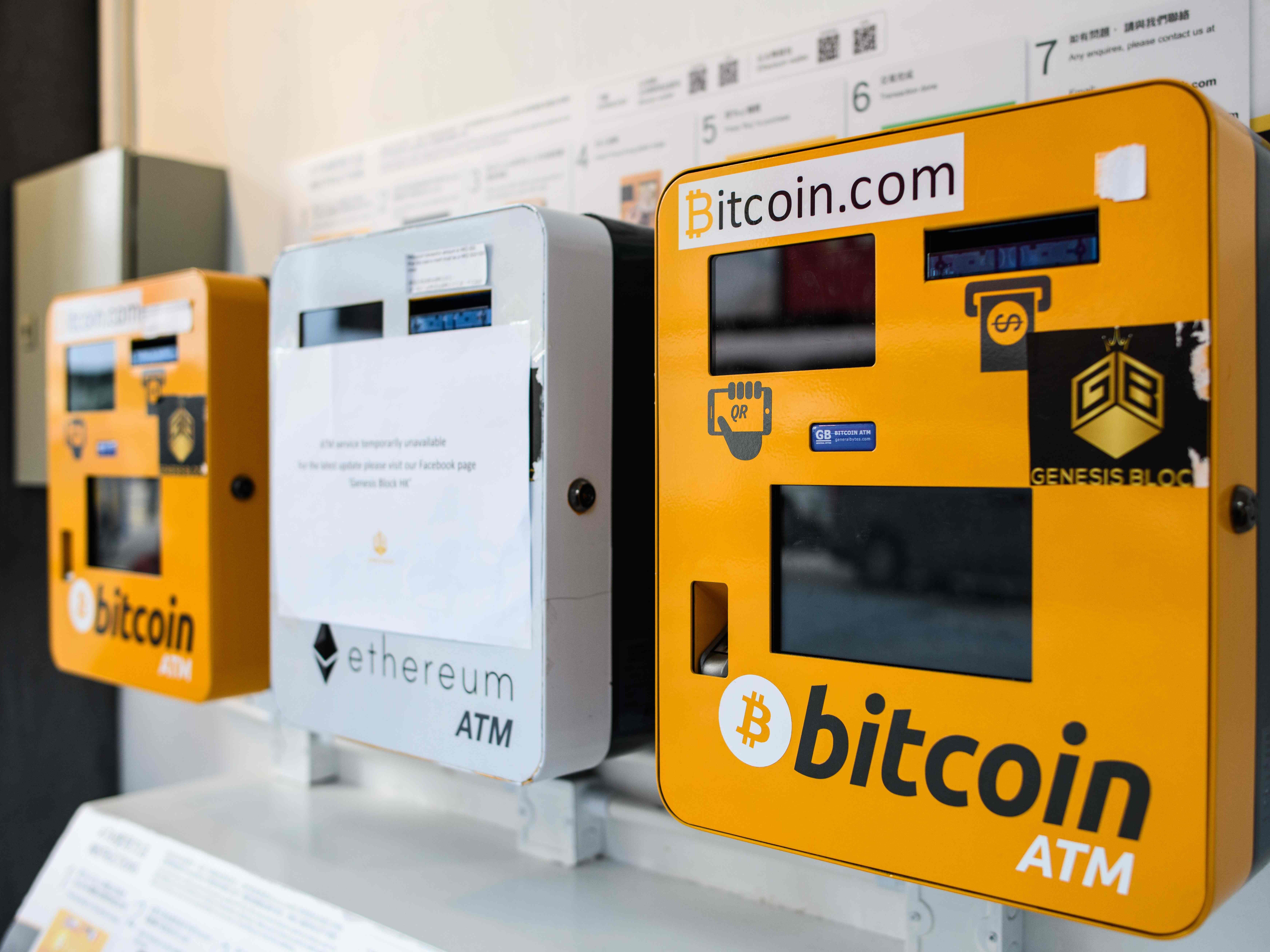 bitcoin atm in pakistan)